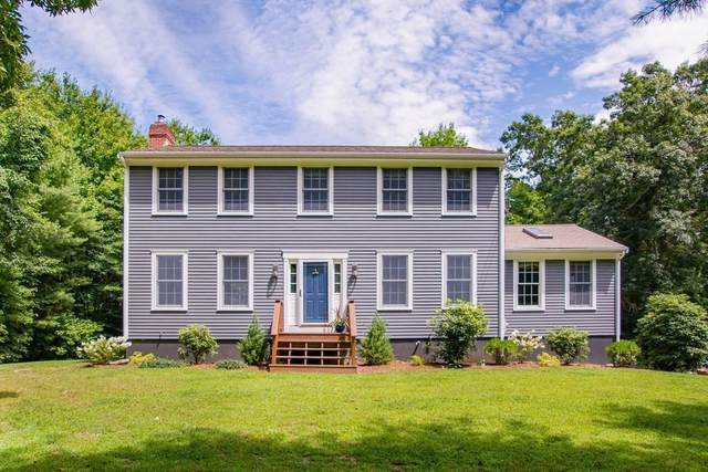 45 Simmons Street, Rehoboth, MA 02769 (MLS #1260196) :: The Seyboth Team