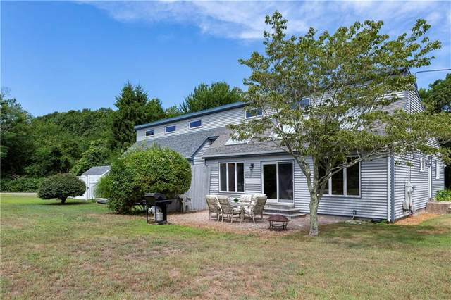 5 Indian Trail #4, Narragansett, RI 02874 (MLS #1260256) :: Edge Realty RI