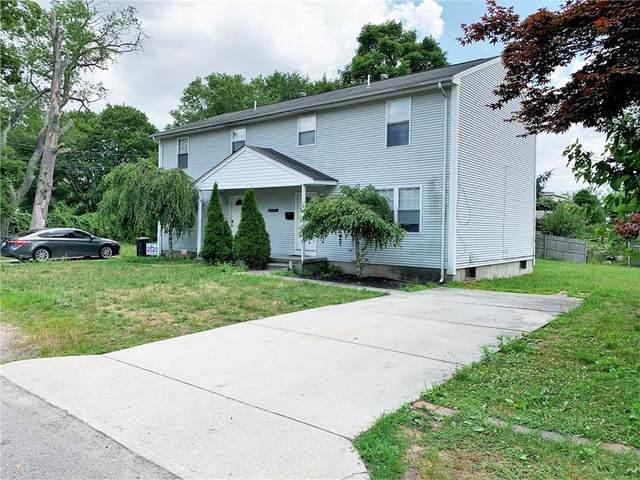 66 Cedar Street, Johnston, RI 02919 (MLS #1260282) :: The Martone Group