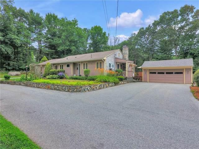 114 Hopkins Avenue, Johnston, RI 02919 (MLS #1260348) :: The Martone Group