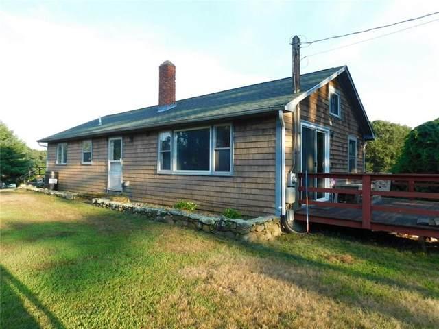 62 Sand Plain Road, Charlestown, RI 02813 (MLS #1260366) :: Edge Realty RI
