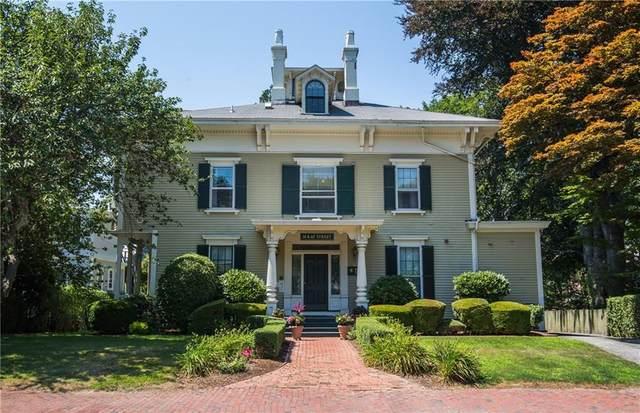 28 Kay Street #5, Newport, RI 02840 (MLS #1260367) :: Edge Realty RI