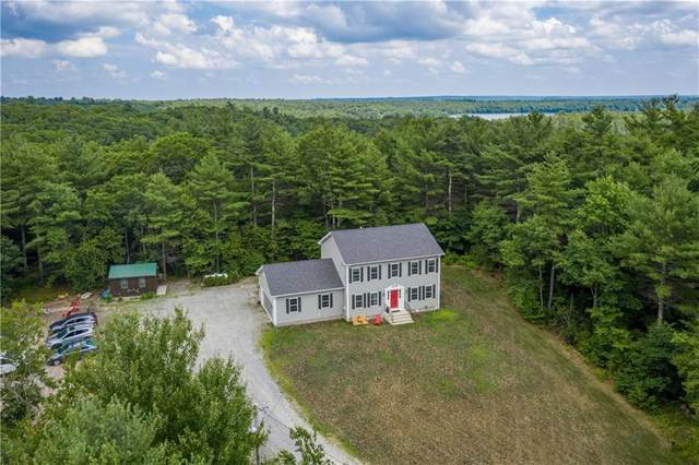 454 Willie Woodhead Road, Glocester, RI 02814 (MLS #1260368) :: The Martone Group