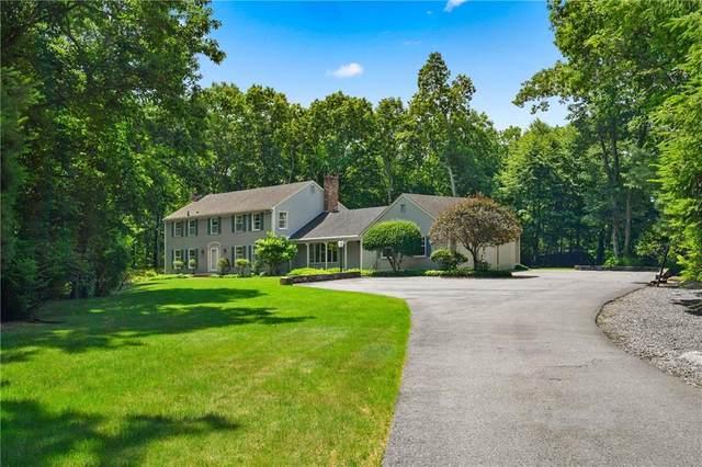 397 Reservoir Road, Cumberland, RI 02864 (MLS #1260388) :: Westcott Properties