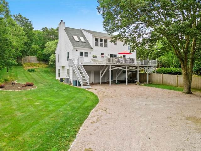 12 Watch Hill Road, Westerly, RI 02891 (MLS #1260466) :: The Martone Group