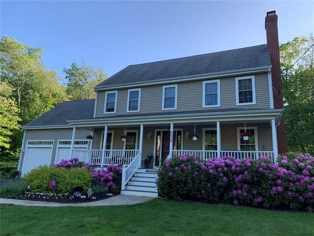 126 Pleasant Street, Rehoboth, MA 02769 (MLS #1260573) :: The Martone Group