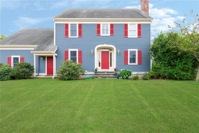 11 Wyndham Hill Road, Middletown, RI 02842 (MLS #1260645) :: Edge Realty RI