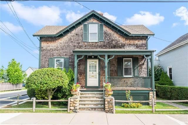 72 Connection Street, Newport, RI 02840 (MLS #1260664) :: The Mercurio Group Real Estate
