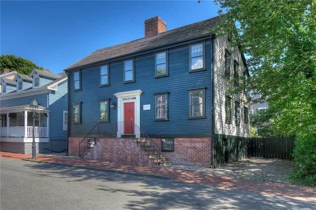 16 Bridge Street, Newport, RI 02840 (MLS #1260687) :: Edge Realty RI