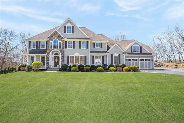 3923 Diamond Hill Road, Cumberland, RI 02864 (MLS #1260725) :: Westcott Properties