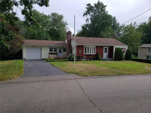 130 Carlson Drive, Cumberland, RI 02864 (MLS #1260740) :: Westcott Properties