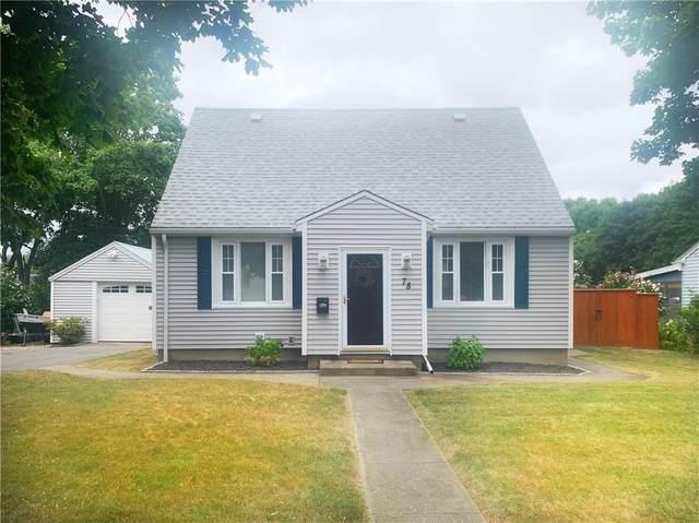 78 Ash Avenue, Tiverton, RI 02878 (MLS #1260800) :: Edge Realty RI