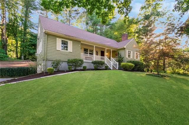535 Nate Whipple Highway, Cumberland, RI 02864 (MLS #1260815) :: Westcott Properties