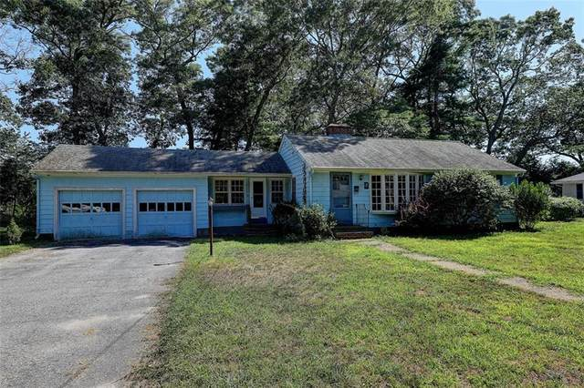 145 Brookhaven Road, North Kingstown, RI 02852 (MLS #1260836) :: Edge Realty RI