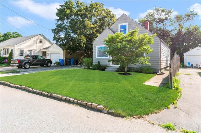 134 Fiat Avenue, Cranston, RI 02910 (MLS #1260862) :: The Seyboth Team