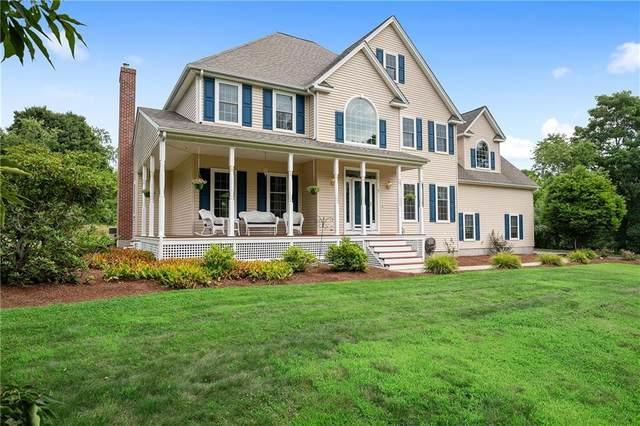 7 Buena Vista Drive, Cumberland, RI 02864 (MLS #1260938) :: The Mercurio Group Real Estate