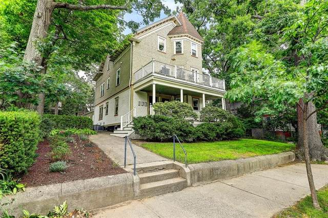 228 Morris Avenue #1, East Side of Providence, RI 02906 (MLS #1260963) :: Welchman Real Estate Group