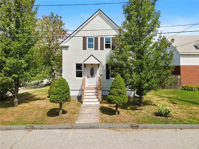 21 Rosemont Avenue, Johnston, RI 02919 (MLS #1260990) :: The Martone Group