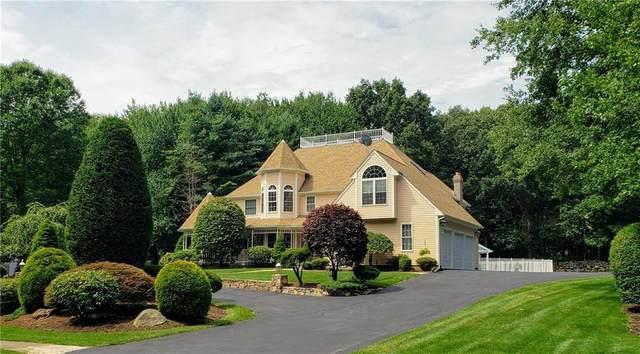 399 Larchwood Drive, Warwick, RI 02886 (MLS #1261188) :: The Mercurio Group Real Estate