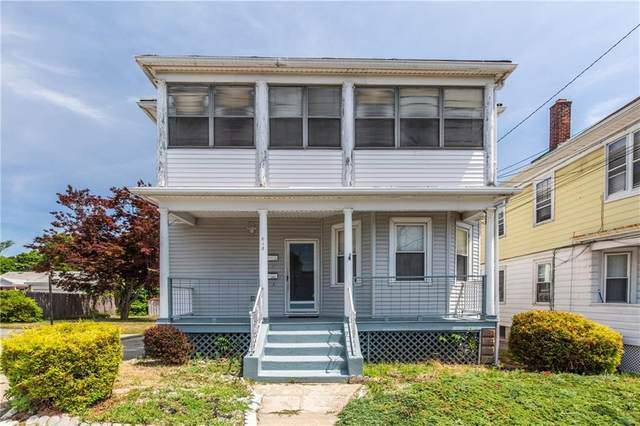 618 Laurel Hill Avenue, Cranston, RI 02920 (MLS #1261264) :: The Martone Group