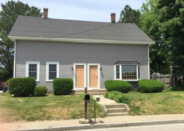 100 Green Street, North Smithfield, RI 02896 (MLS #1261281) :: The Mercurio Group Real Estate