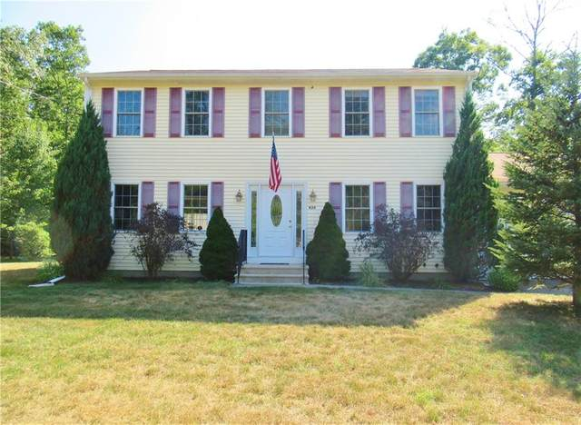 420 Carolina Back Road, Charlestown, RI 02813 (MLS #1261377) :: The Martone Group