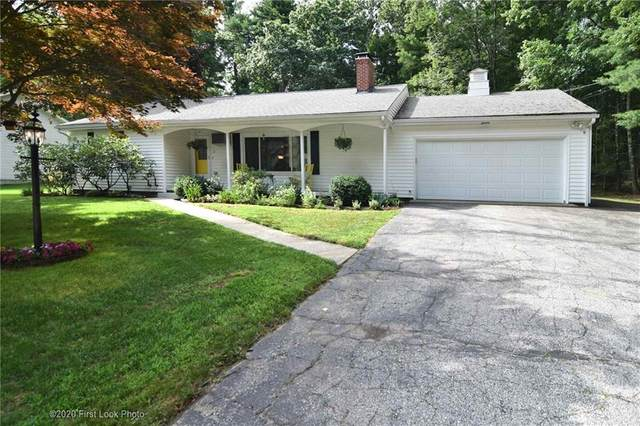 2 Eleanor Drive, Glocester, RI 02814 (MLS #1261391) :: The Martone Group