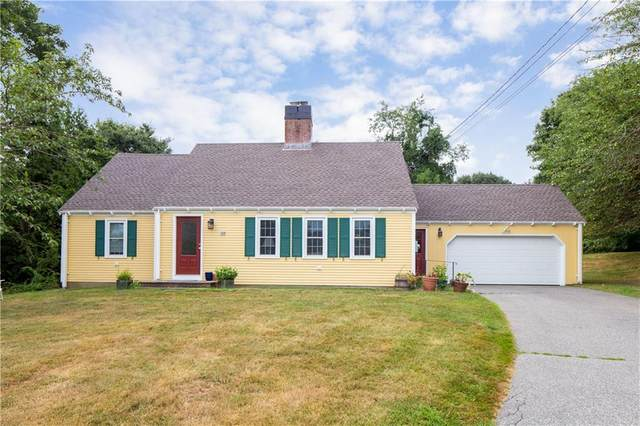 59 Lawrence Terrace, Portsmouth, RI 02871 (MLS #1261432) :: The Mercurio Group Real Estate