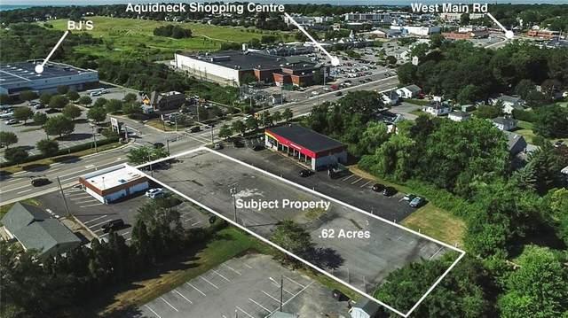 160 East Main Road, Middletown, RI 02842 (MLS #1261540) :: Edge Realty RI