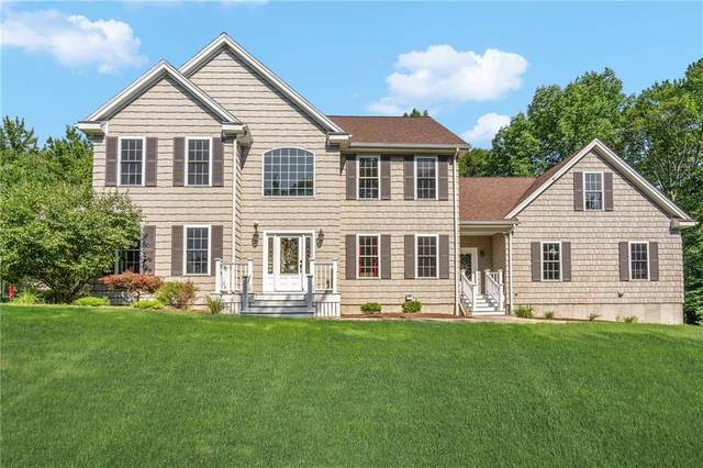 11 Charles W. Barth Drive, North Attleboro, MA 02760 (MLS #1262128) :: Anytime Realty