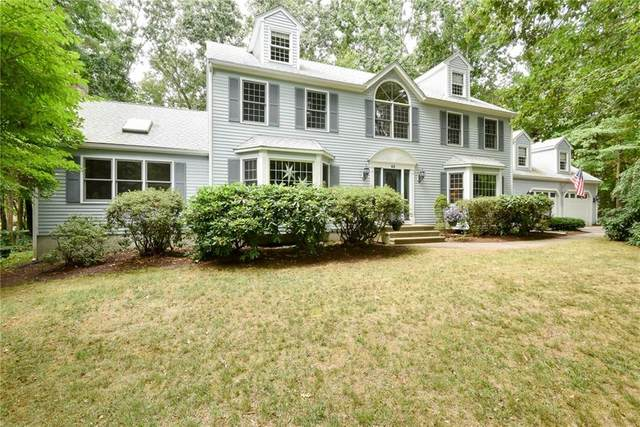 42 Aspen Lane, Smithfield, RI 02828 (MLS #1262244) :: The Martone Group