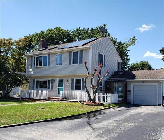 60 Knowles Drive, Warwick, RI 02888 (MLS #1262257) :: The Mercurio Group Real Estate