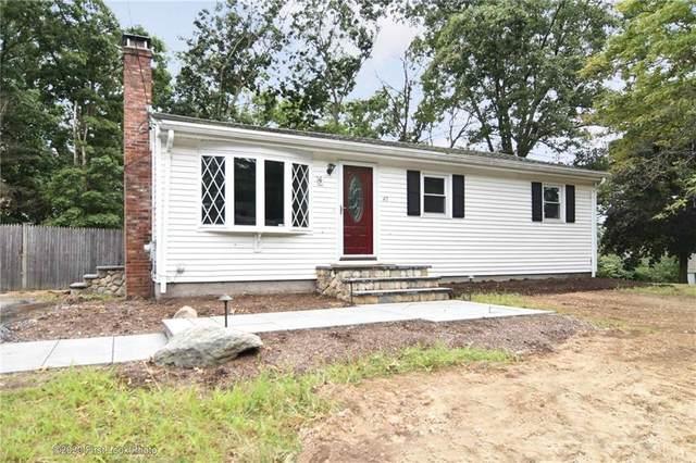 40 Randolph Avenue, Attleboro, MA 02703 (MLS #1262298) :: Anytime Realty