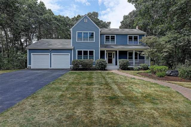 224 Mulberry Drive, South Kingstown, RI 02879 (MLS #1262527) :: The Mercurio Group Real Estate