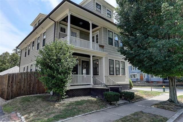 179 Cole Avenue #1, East Side of Providence, RI 02906 (MLS #1262530) :: The Martone Group