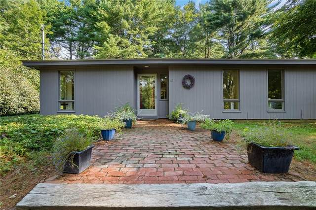 41 Old Rose Hill Road, South Kingstown, RI 02879 (MLS #1262945) :: The Mercurio Group Real Estate