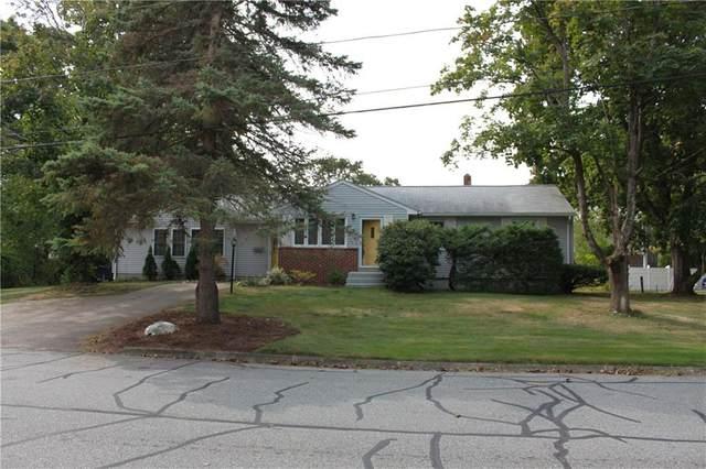 130 Stonedale Road, Warwick, RI 02889 (MLS #1263455) :: The Martone Group