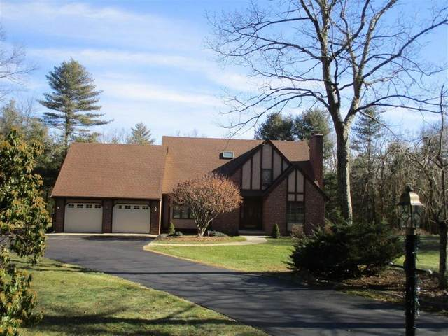 384 Trimtown Road, Scituate, RI 02857 (MLS #1263514) :: The Martone Group