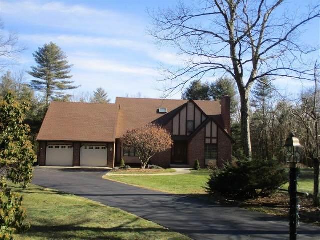 384 Trimtown Road, Scituate, RI 02857 (MLS #1263514) :: The Mercurio Group Real Estate