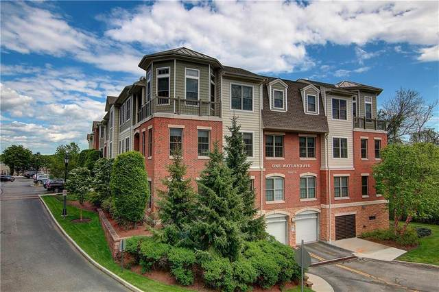 1 Wayland Avenue 312S, Providence, RI 02906 (MLS #1263527) :: The Martone Group