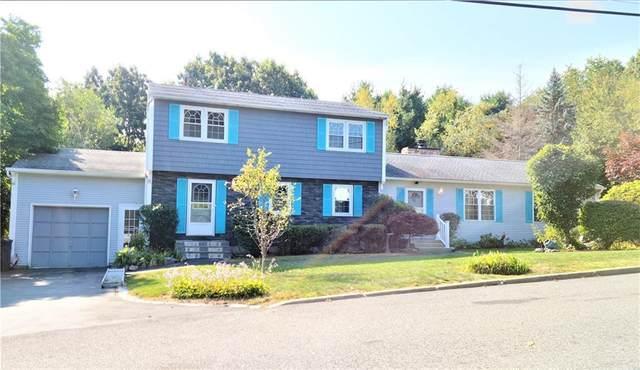 22 Chicory Lane, Cranston, RI 02921 (MLS #1263626) :: The Mercurio Group Real Estate
