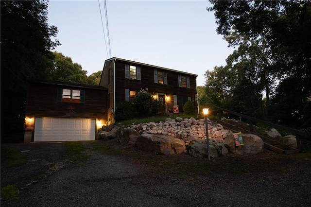 70 Crest Road, Tiverton, RI 02878 (MLS #1263822) :: The Mercurio Group Real Estate