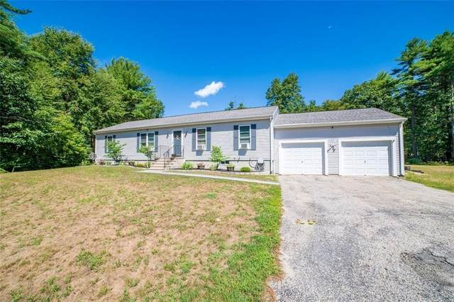 1991 Putnam Pike, Glocester, RI 02814 (MLS #1263862) :: The Mercurio Group Real Estate