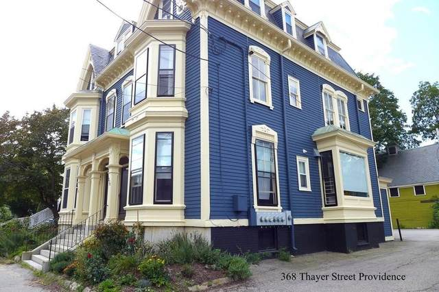 368 Thayer Street #3, East Side of Providence, RI 02906 (MLS #1263872) :: Anytime Realty