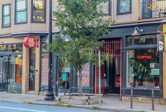 711 Westminster Street #4, Providence, RI 02903 (MLS #1263923) :: Anytime Realty