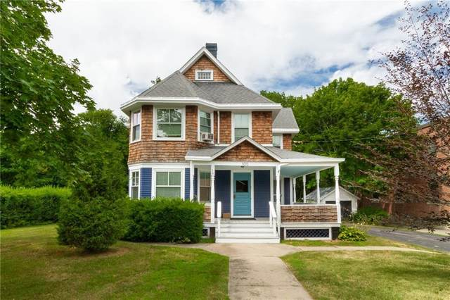 105 Main Street, South Kingstown, RI 02879 (MLS #1263956) :: The Mercurio Group Real Estate