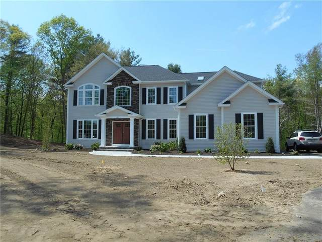 36 Brigade Drive, North Kingstown, RI 02877 (MLS #1264030) :: The Mercurio Group Real Estate