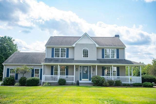 590 Seven Mile Road, Scituate, RI 02831 (MLS #1264152) :: Anytime Realty