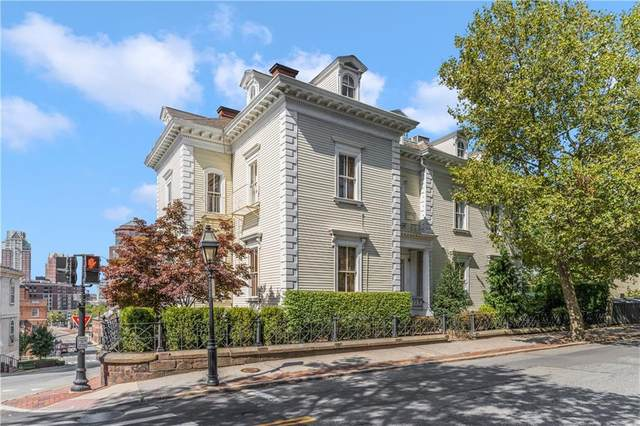 188 Benefit Street #2, East Side of Providence, RI 02903 (MLS #1264169) :: Anytime Realty