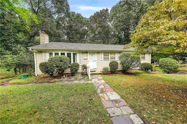 145 Maplewood Drive, East Greenwich, RI 02818 (MLS #1264198) :: The Mercurio Group Real Estate